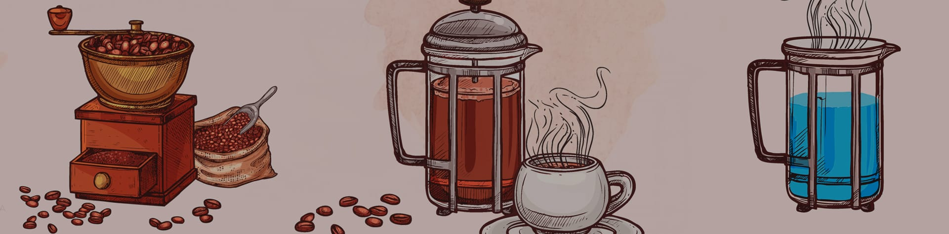 Café en cafetera prensa francesa | Bonka